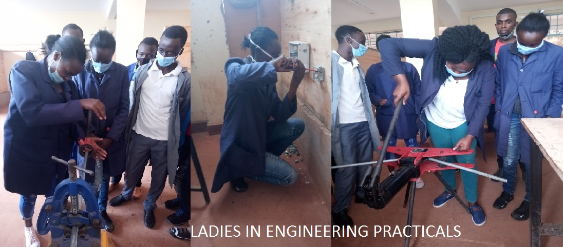 LADIES IN ENGINEERING
